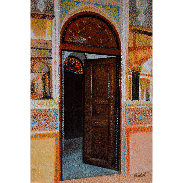 Antique Doorway