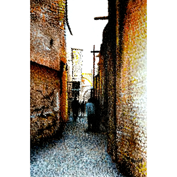 Old Alley Way